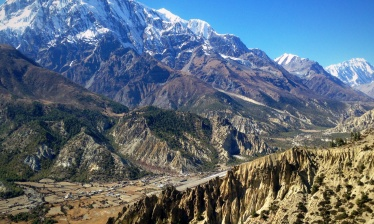 Annapurna Circuit in 2 weeks