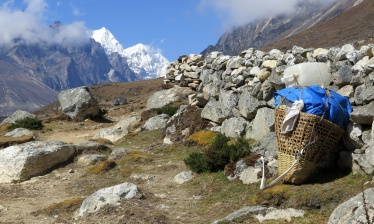 Sagarmatha, trek in the Sherpa Country