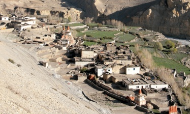 Mustang, a hidden Kingdom behind the Himalayas